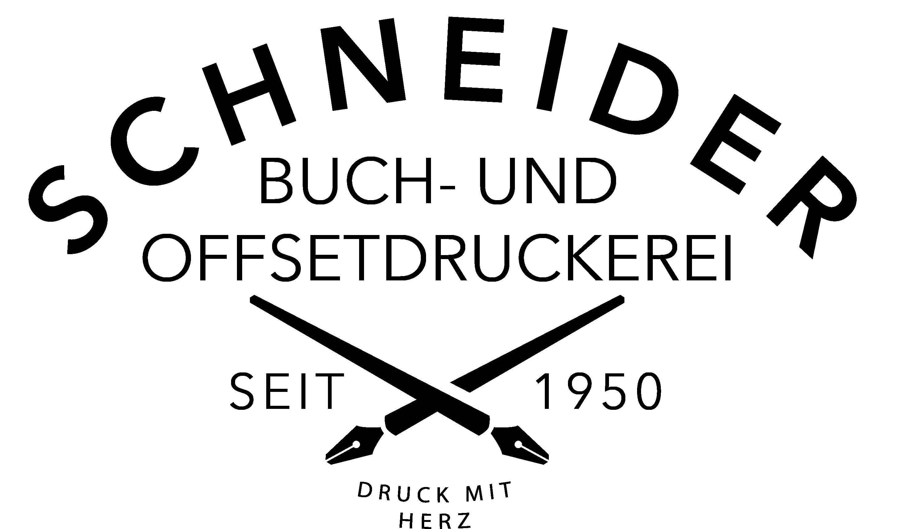 Logo von Jürgen Schneider Buch- und Offsetdruckerei GmbH